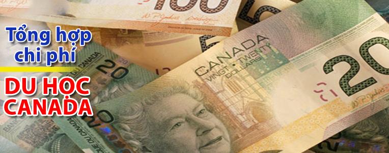 Các khoản chi phí du học Canada 2019
