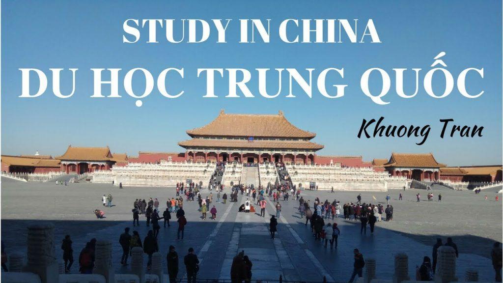 Chọn ngành nào khi du học Trung Quốc?