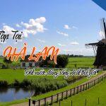 Du học Hà Lan 2019