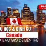 Du Học Canada 2019