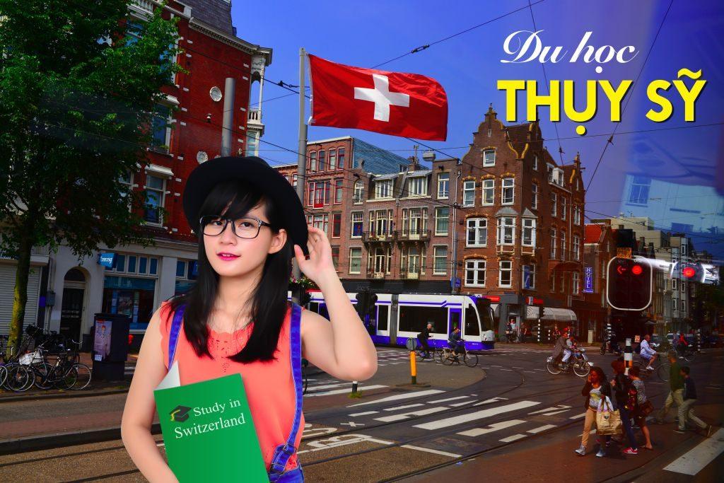 Du học sinh Thụy Sĩ hòa nhập với MT mới