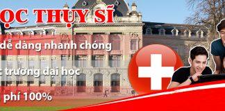 Du học Thụy Sĩ 2019