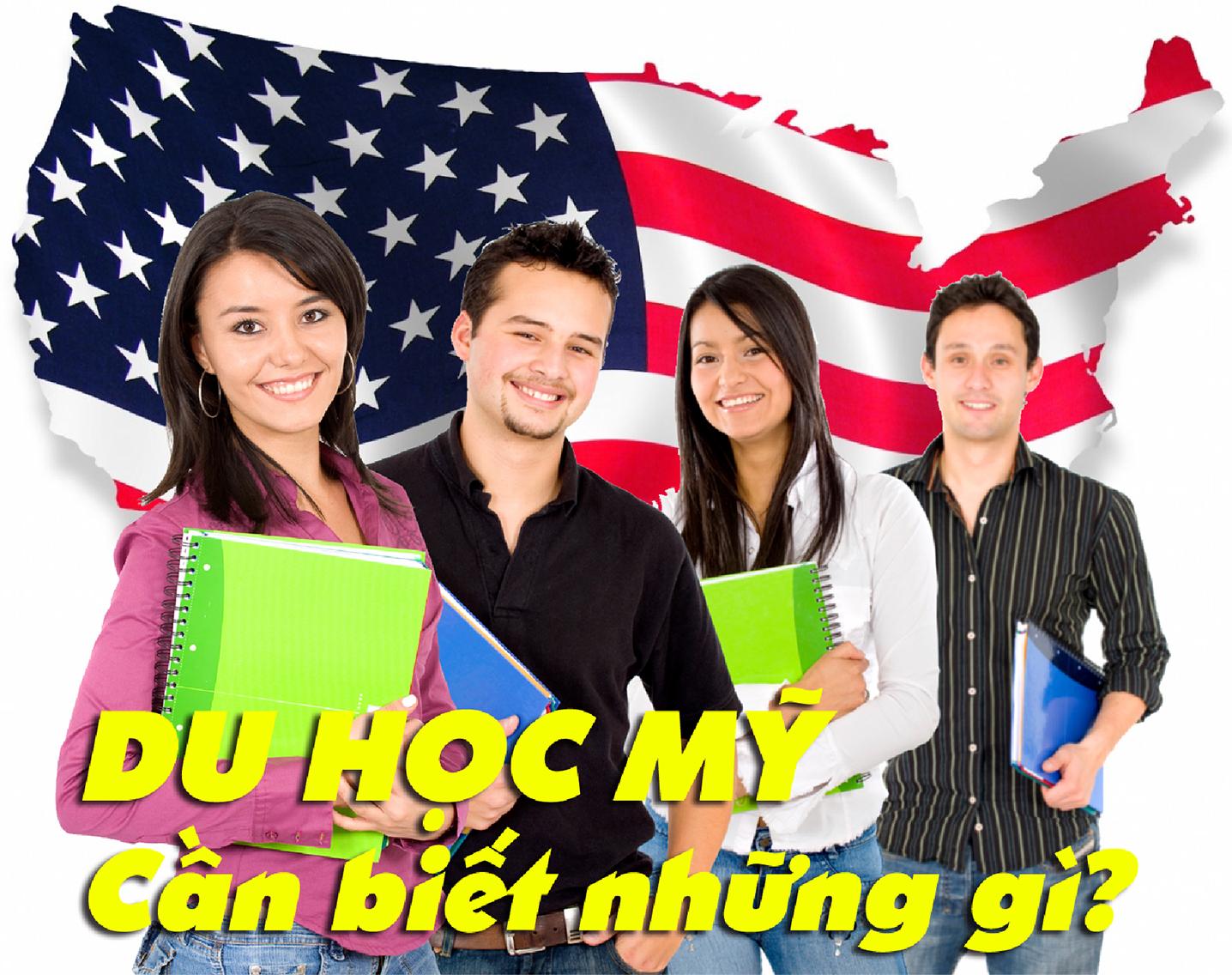 Kinh nghiệm du học Mỹ 2019