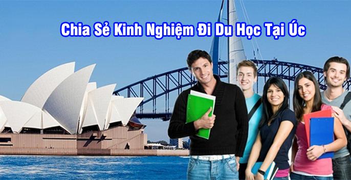 Kinh nghiệm du học Úc 2019
