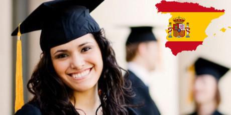 Ngành học tại Tây Ban Nha