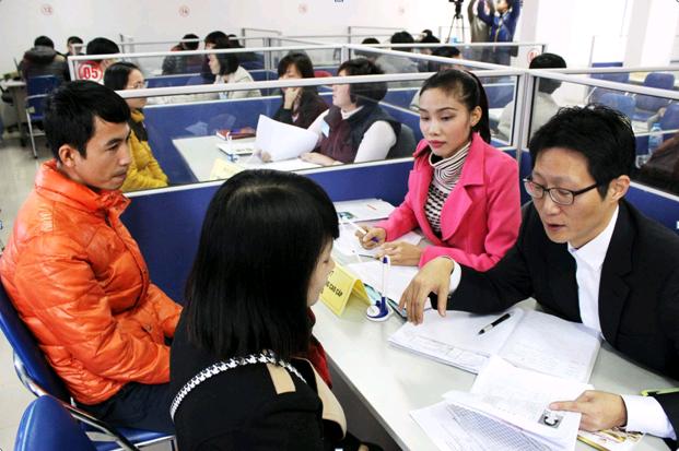 Việc làm định cư tại Hàn Quốc
