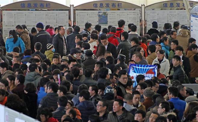 Việc làm và định cư tại Trung Quốc 2019