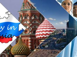 Du học Nga 2019