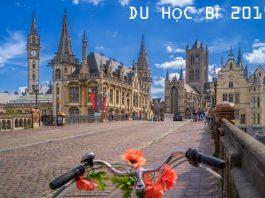 Du học Bỉ 2019