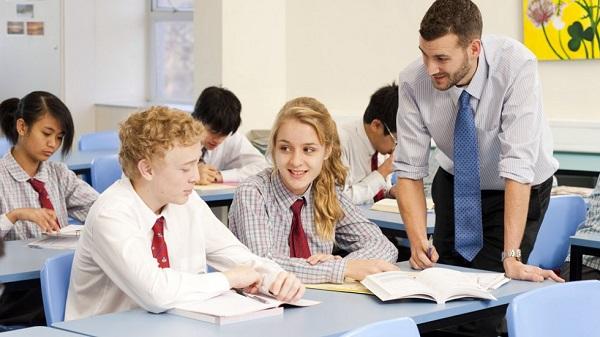 Những cấp học Secondary education