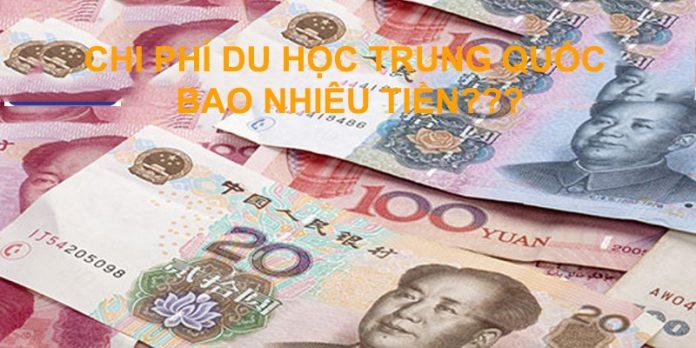 Chi phí du học Trung Quốc 2019 mất bao nhiêu tiền?