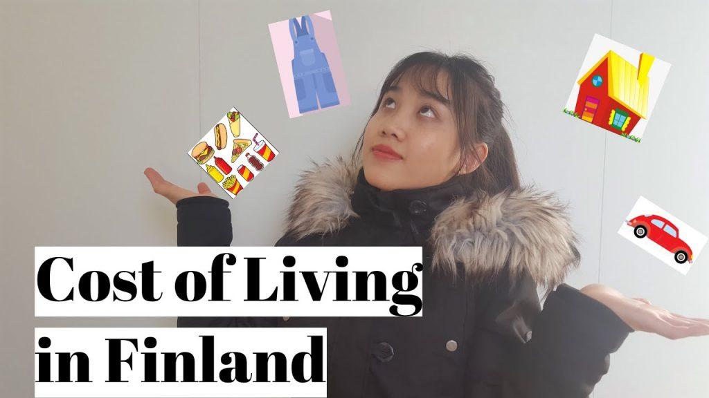 Chi phí sinh hoạt du học Phần Lan bao nhiêu tiền 1 năm? Gồm những gì?