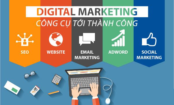 Điểm danh những công dụ Digital Marketing