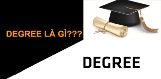 degree la gi