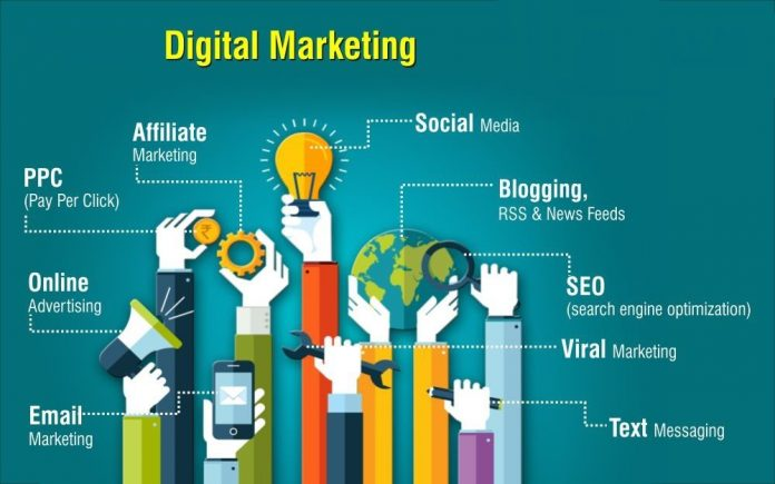Digital Marketing là gì? ĐỊnh nghĩa digital marketing