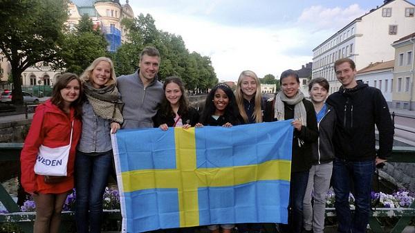 Định cư du học Thụy Điển 2019