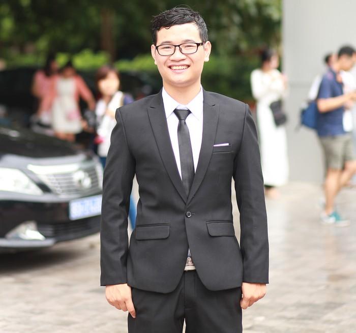 Đinh Xuân Chung - Học bổng 40.000 USD