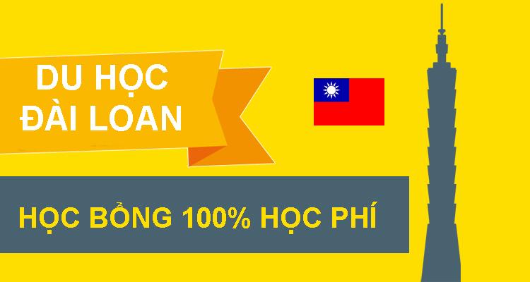 Học phí du học Đài Loan 2019