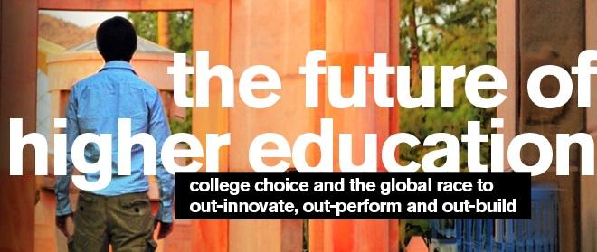 Học Higher education sinh viên sẽ học như thế nào?