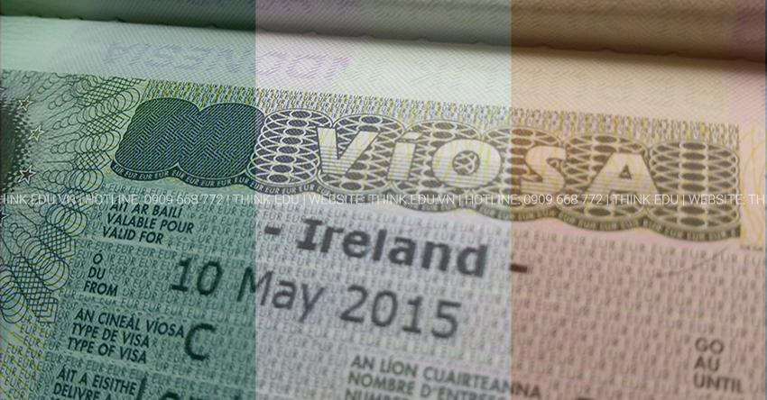 Hồ sơ du học Ireland