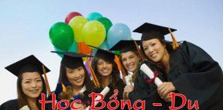 Học bổng du học Nhật Bản 2019