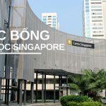 Học bổng du học Singapore 2019