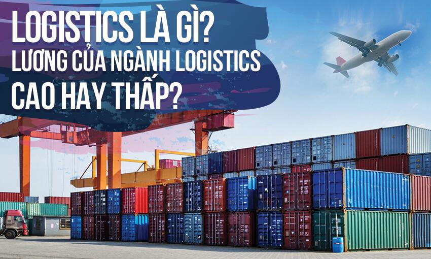 Học Logistics ra làm gì?