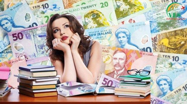 Chi phí du học New Zealand 2019: Chi phí làm hồ sơ, visa