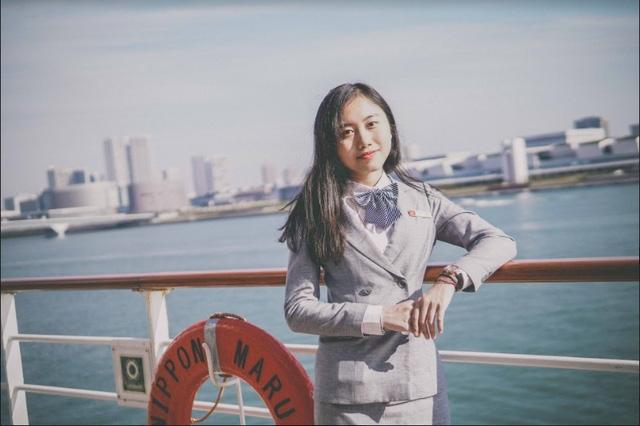 Phan Thị Minh Phương Học bổng Mỹ 6.2 tỷ đồng