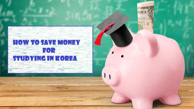 Tiết kiệm chi phí du học Hàn Quốc bằng cách nào?