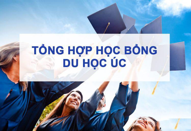 Tổng hợp học bổng du học Úc 2019