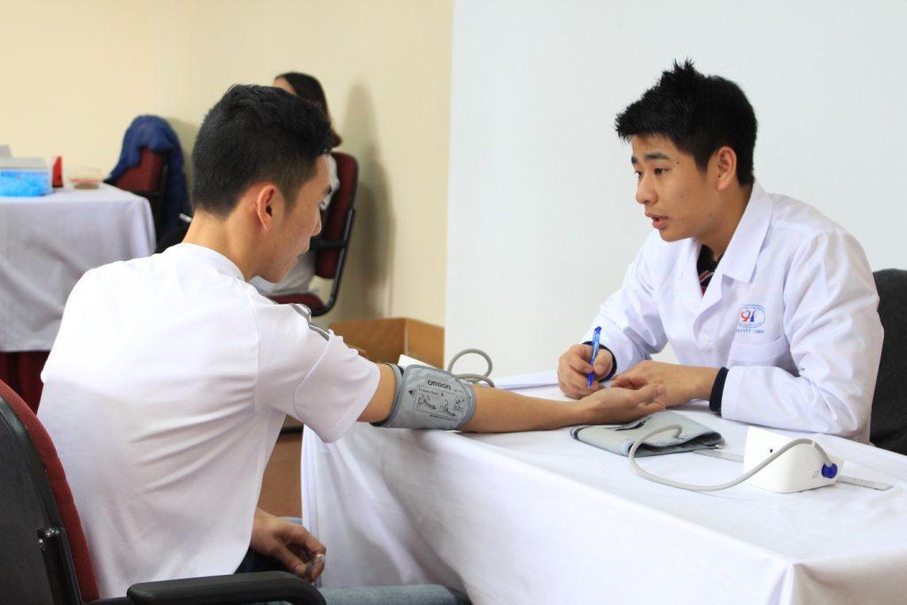 Khám sức khỏe du học Hàn Quốc cần phải biết những điều này