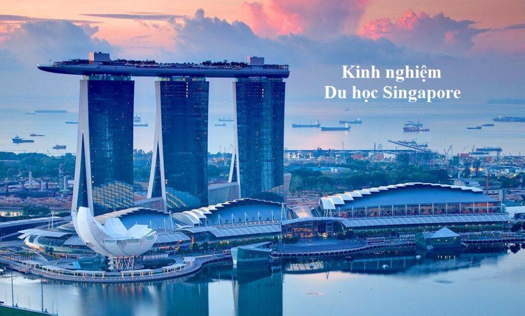Kinh nghiệm săn học bổng du học Singapore 2019