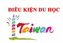 Điều kiện du học Đài Loan 2019