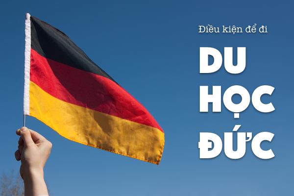 Điều kiện du học Đức 2019