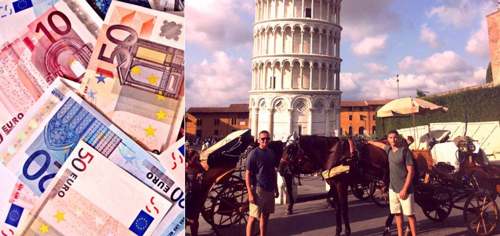 Học phí du học Ý 2019, 2020