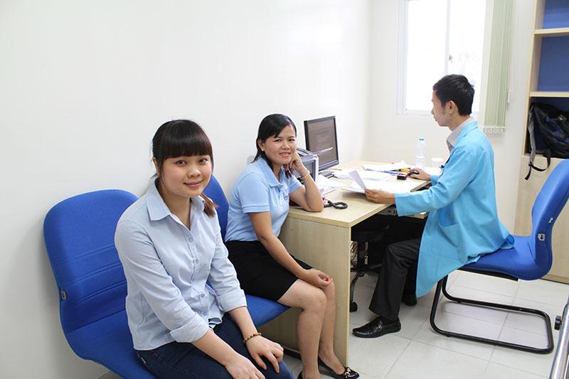 Khám sức khỏe du học Đài Loan