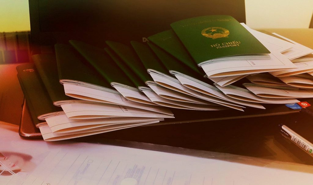 Giấy tờ hồ sơ cần chuẩn bị khi du học