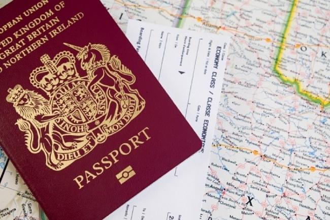 Hộ chiếu du học Pháp